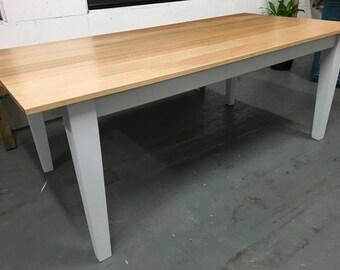 Farm House style dining table
