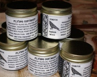 Astral Flying Ointment