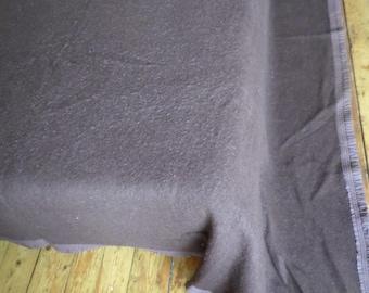 Vintage Bélier Lainé pure laine vierge couverture / dubble blanket / dubbele deken / bettdecke / pure wool / zuiver scheerwol /  1970s throw