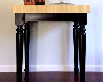 counter height table etsy. Black Bedroom Furniture Sets. Home Design Ideas