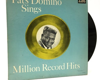 Fats Domino When My Dreamboat Comes Home Record Vintage Vinyl