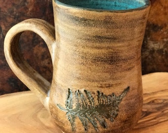 12 oz Pacific Northwest Rainforest mug