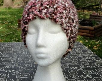 Soft, Cozy Crocheted Headband