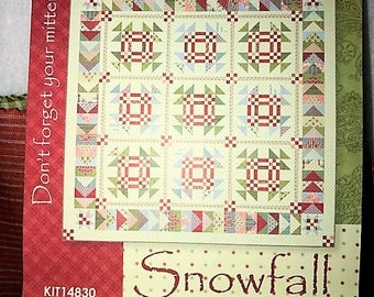 Snow Goose Quilt Kit