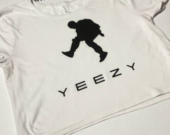 SALE! Kanye West Yeezy Dance Move  Crop Top Last In Stock