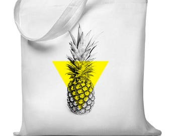 Cumshot pineapple - jute bag