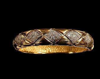 DIAMOND BANGLE #6733