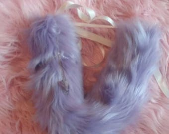 Luxury Lilac Cat Tail