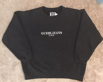 Vintage Guess Jeans U.S.A Sweater