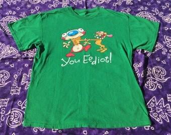 1990's, Ren & Stimpy Shirt