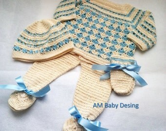 baby knitting clothes