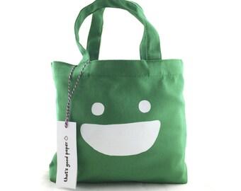 Happy Hello Bag (Green)