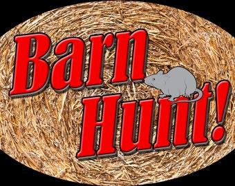 Barn Hunt Logo