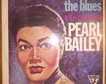 Pearl Bailey - The Blues Featuring Pearl Bailey SSU-223 Vinyl Record LP