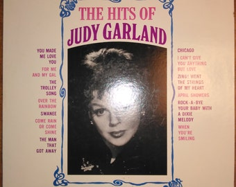 Judy Garland - Hits of Judy Garland SN-16175 Vinyl Record LP