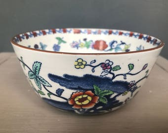 Vintage Booths Pompadour China Bowl c.1920s