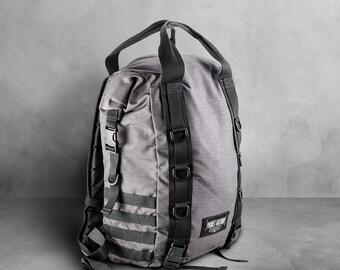 Pocket Factory Kőrösi Csoma Expedition Bag Roll Top Backpack Handmade Cordura Ykk Duraflex Travelbag Commuter Technicalbag Brand Carrygoods