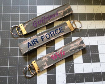 US Air Force Keychain, Wife or Girlfriend