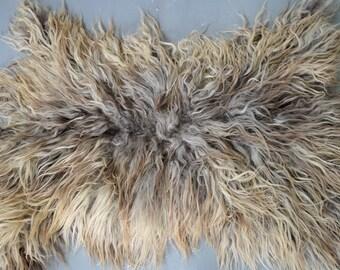 organic leather-free sheepskin