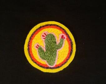 Cactus Sun Patch