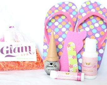 Spa Party Kit - #PamperMe Spa Kit -Spa Party Kit- Spa Party Favor-Girls Spa Party-Spa Birthday-Spa Favors -Kids Spa Party-Bath Bomb-Spa-DIY
