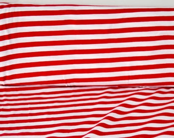 Jersey Red white striped Campan Hilco Blockstre