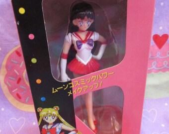25% OFF! 90s Sailor Moon K-off Sailor Mars Doll Still in Box