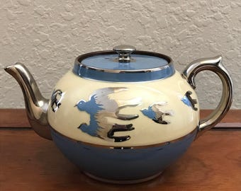 Gibson Staffordshire Teapot