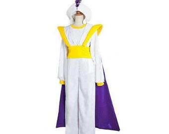 Aladdin Lamp Prince Aladdin Costume Movie Cosplay Costumes