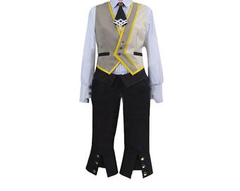 Fate Grand Order Jekyll Hyde Cosplay Costumes