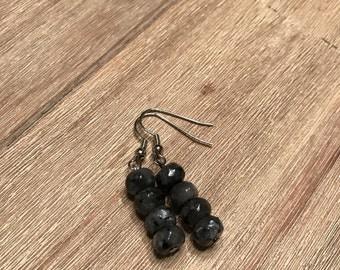 Labrodite earrings!