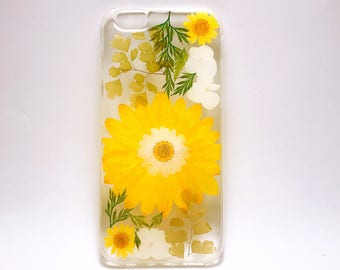 Pressed Flowers Iphone cases,dry flowers iphone cases,iPhone 5, 5s,5c case,iPhone 6, 6s,  6 plus, 6 plus s cases. iphone SE, iphone7/7+ case