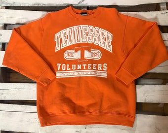 Vintage Tennessee Volunteers Athletics Pro Player Men's Size Large Sweatshirt