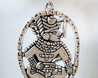 Gift for Women, Mayan Earrings, Aztec Earrings, Tribal Earrings, Mayan Jewelry, Vintage Style Mayan Earrings, Aztec Mayan Earrings