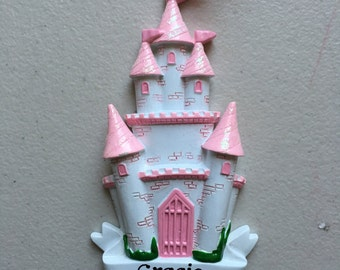 Disney castle ornament  Etsy UK
