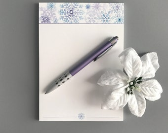 Winter Wonderland Notepad