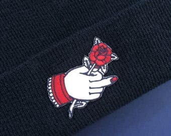 Not For You - 100% Wool beanie