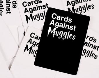 Cards Against Muggles - Cards Against Humanity Harry Potter