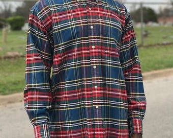 Stripped Long Sleeve Shirt