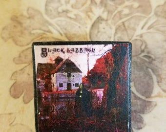 Wood Album pins