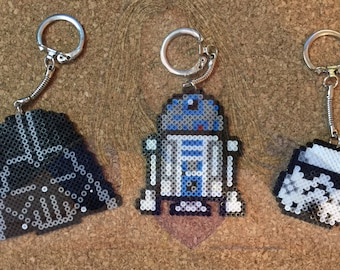 Star Wars Key chains,  buttons and or Madgets
