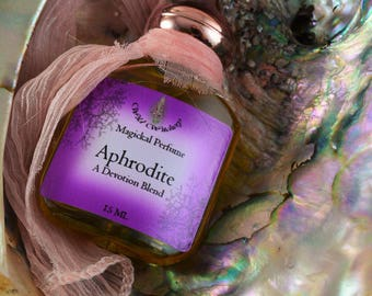 Aphrodite Perfume~A Love Goddess Potion