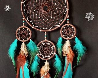 Dreamcatcher , Dream catcher, large dreamcatcher, indian talisman