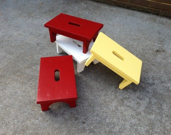 Child's Step Stool