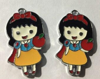 Snow White Charms