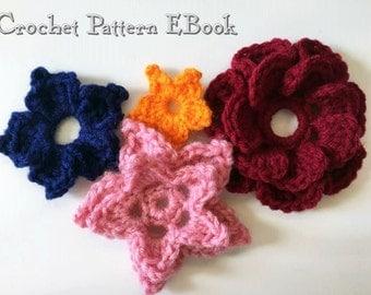 Crochet Flower Collection eBook
