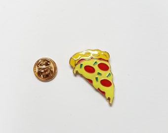 Pizzzzaaa!! Enamel Pin!