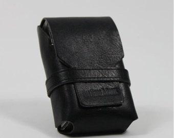 Case cigarette leather 4 colour