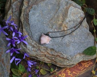 Cute pale spirit crystal pendant