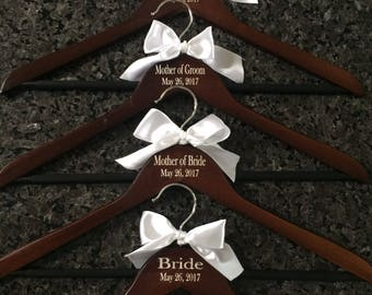 Personalized Bridal Hangers
